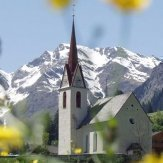 Kirche von Ratschings